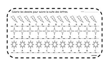 Les Suites/Patterns