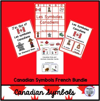 Les Symboles Canadiens Bundle