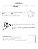Les Symboles au Canada