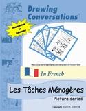 Les Tâches Ménagères- Picture Series - Drawing Conversations