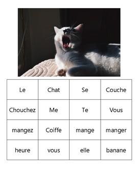 Les Verbes Réfléchis - French Reflexive Verb Stations