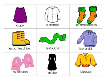 Les Vetements Centers- French Immersion