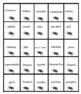 Les Vetements French Clothing Activity Game set/ Jeux