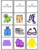 Les Vêtements - Jeu d'association