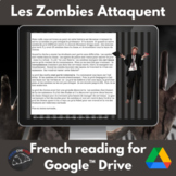 Les Zombies Attaquent -imparfait/passe compose -Google Drive