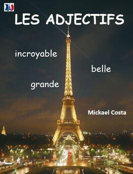 Les adjectifs (#106)