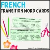 Les marqueurs de relation - Student Cards