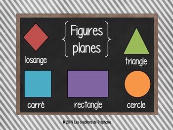 Les affiches de mathématiques pour le 1er cycle