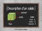 Les affiches de mathématiques pour le 2e cycle FRENCH MATH POSTERS