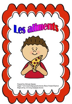 Les aliments - French (food)