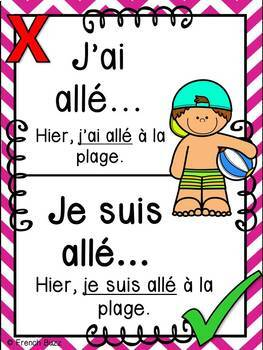 Les anglicismes - Affiches - French anglicisms