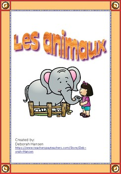 French - Animals (Les animaux)