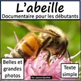 Les animaux: L'abeille