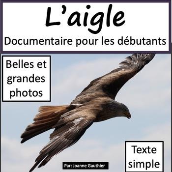 Les animaux: L'aigle