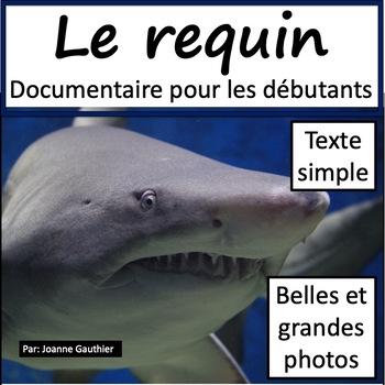 Les animaux: Le requin