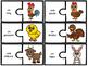 Les animaux de la ferme - 26 puzzles (casse-tête) - French farm animals