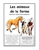 Les animaux de la ferme (affiches)
