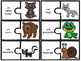 Les animaux de la forêt - 27 puzzles (casse-tête) - French forest animals