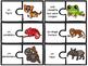 Les animaux de la forêt tropicale - 25 puzzles (casse-tête