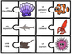 Les animaux marins - 31 puzzles (casse-tête) - French ocea