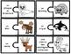 Les animaux polaires - 28 puzzles (casse-tête) - French Arctic animals
