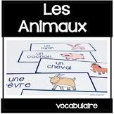 Animaux - Murs de mots - Vocabulaire