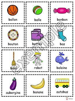 Les araignées: lettres b et d
