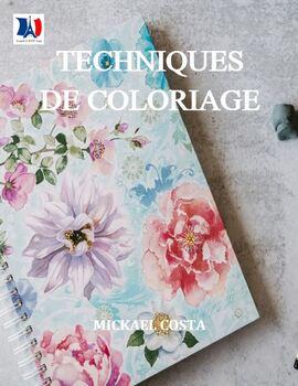 Les techniques de coloriage et de dessin (#113)
