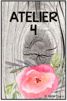 Thème Floral: Les ateliers