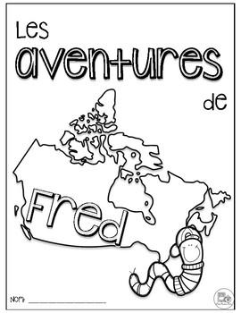 Les aventures de Fred