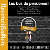 Les bas du pensionnat - A Reading Response Unit (Fatty Legs)