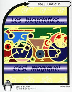 B20-Les bicyclettes... c'est magique!