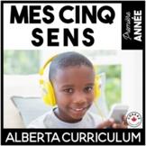 Les cinq sens | Alberta Curriculum