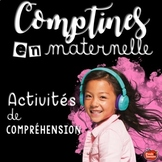 French Nursery Rhymes Kindergarten / Preschool