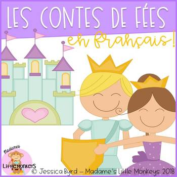 Les contes de fees: A Fairy Tale Themed Math and Literacy Unit for SK