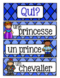 Les contes de fées - Mur de mots (French Fairy Tales)
