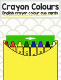 The Crayon Colours