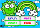 Les couleurs Digital Task Cards • FRENCH