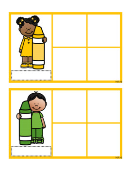 Les couleurs (affiches et classification)