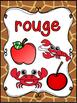 Les couleurs - affiches - jungle-safari - French Colors - Posters