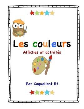 Les couleurs : jeux et activités