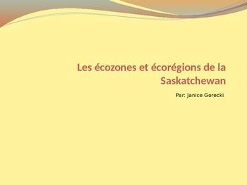 Les écozones de Saskatchewan ( ecozones of Saskatchewan)