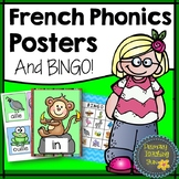 French Phonics, French Sounds, Posters and BINGO!
