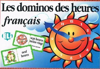Les dominos des heures français