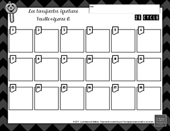 Les effrayantes équations (36 cartes - 2e cycles) Additions + Soustraction