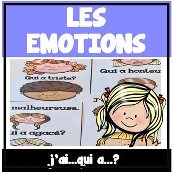Les emotions - J'ai...Qui a?