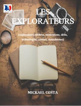 Les explorateurs, french immersion (#154)