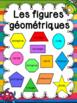 Les figures géométriques - Affiches - French shapes posters - Thème: monstres