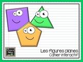 Les figures planes { Cahier interactif }
