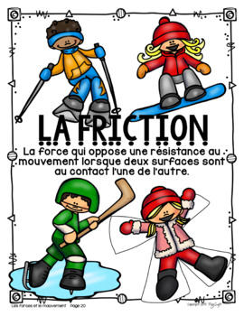 French Forces and Motion